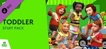 The Sims 4 Toddler Stuff - Linux