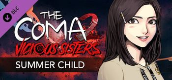 The Coma 2 Vicious Sisters DLC Mina Summer Child Skin - Linux
