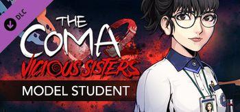 The Coma 2 Vicious Sisters DLC Mina Model Student Skin - Mac
