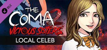 The Coma 2 Vicious Sisters DLC Mina Local Celeb Skin - Mac