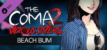 The Coma 2 Vicious Sisters DLC Mina Beach Bum Skin - Mac