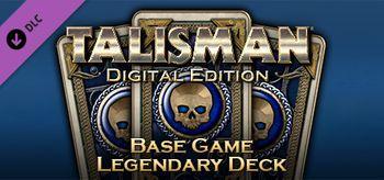 Talisman Base Game Legendary Deck - Mac