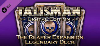 Talisman The Reaper Expansion Legendary Deck - Mac