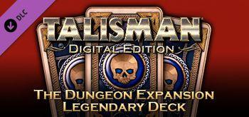 Talisman The Dungeon Expansion Legendary Deck - PC