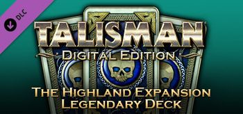 Talisman The Highland Expansion Legendary Deck - PC
