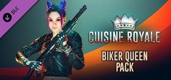 Cuisine Royale Biker Queen Pack - PS4