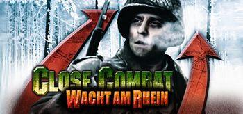 Close Combat Wacht am Rhein - PC