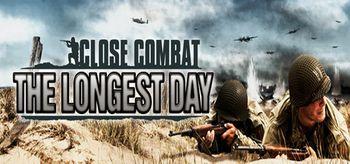 Close Combat The Longest Day - PC