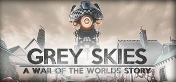 Grey Skies A War of the Worlds Story - XBOX ONE