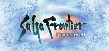 SaGa Frontier Remastered - PS4