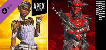 Apex Legends Lifeline and Bloodhound Double Pack - XBOX ONE