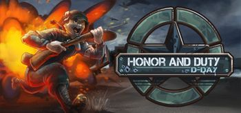 Honor and Duty D Day - PS4