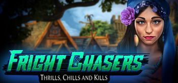 Fright Chasers Thrills Chills and Kills Collector's Edition - PC
