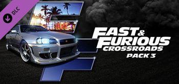 FAST & FURIOUS CROSSROADS Pack 3 - XBOX ONE