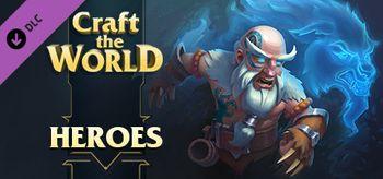 Craft The World Heroes - Mac