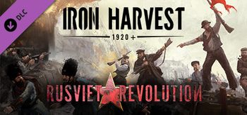 Iron Harvest Rusviet Revolution - PC