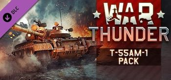 War Thunder T 55AM 1 Pack - XBOX ONE