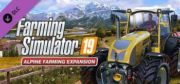 Farming Simulator 19 Alpine Farming Expansion - PC
