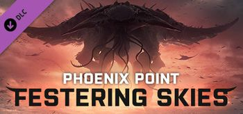 Phoenix Point Year One Edition Festering Skies DLC - PC