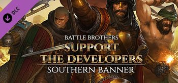 Battle Brothers Support the Developers & Southern Banner - PC