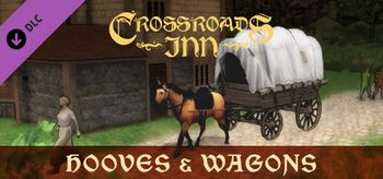 Crossroads Inn Hooves & Wagons - PC