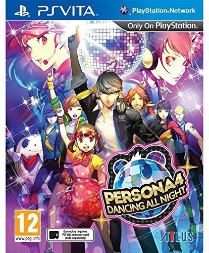 Persona 4 Dancing All Night - PSVITA