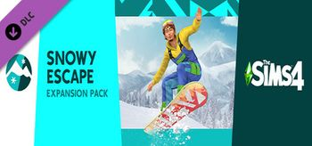 The Sims 4 Snowy Escape Expansion Pack - Mac