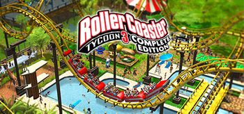 RollerCoaster Tycoon 3 : Complete Edition - Mac