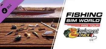 Fishing Sim World Pro Tour Bass Pro Shops Equipment Pack - XBOX ONE