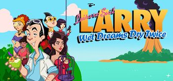 Leisure Suit Larry : Wet Dreams Dry Twice - Mac