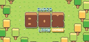 Super Box Land Demake - PS4