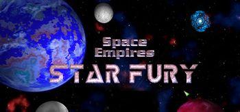 Space Empires Starfury - PC