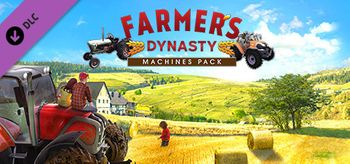 Farmer's Dynasty Machines Pack - PC