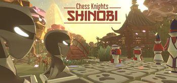 Chess Knights Shinobi - PS4