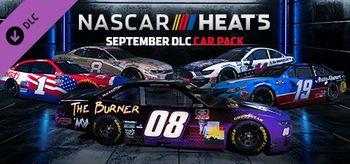 NASCAR Heat 5 September DLC Pack - XBOX ONE