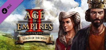 Age of Empires II Definitive Edition Lords of the West - PC