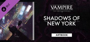 Vampire The Masquerade Shadows of New York Artbook - Linux