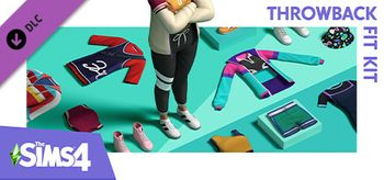 The Sims 4 Throwback Fit Kit - Linux