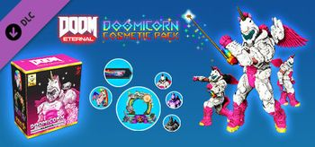 DOOMicorn Master Collection Cosmetic Pack - SWITCH
