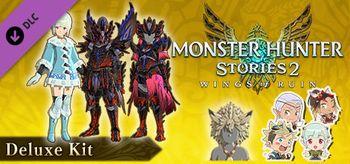Monster Hunter Stories 2 Wings of Ruin Deluxe Kit - PC