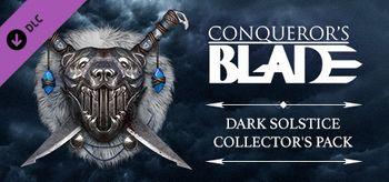 Conqueror's Blade Dark Solstice Collector's Pack - PC