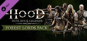 Hood Outlaws & Legends Forest Lords Pack - XBOX ONE