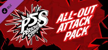 Persona 5 Strikers All Out Attack Pack - PC