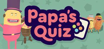 Papa's Quiz - XBOX ONE
