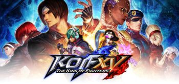 The King of Fighters XV - XBOX ONE