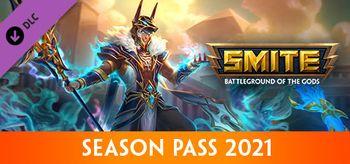 SMITE Season Pass 2021 - PC