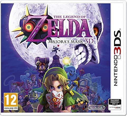 The Legend of Zelda Majora's Mask - 3DS
