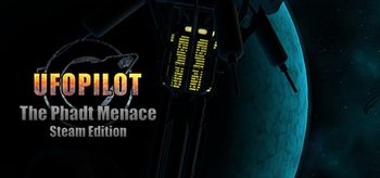 UfoPilot The Phadt Menace Steam Edition - PC