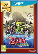 The Legend of Zelda The Wind Waker HD - WIIU