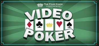 Four Kings Video Poker - XBOX ONE